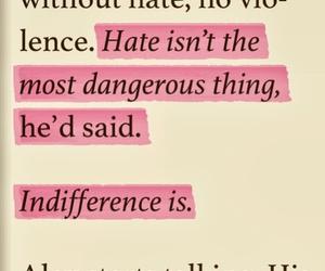 book, delirium, and hate image