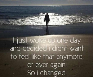 change, quotes, and life image