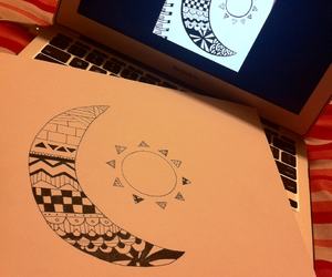 air, aztec, and draw image