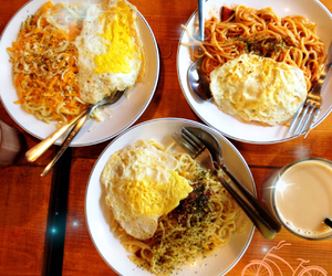 brunch, yummy, and 好食 image