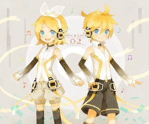 append and kagamine rin and len image