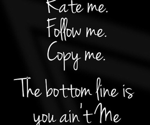 copy, follow, and me image