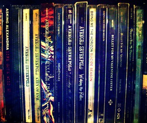 a7x, bring me the horizon, and avenged sevenfold image