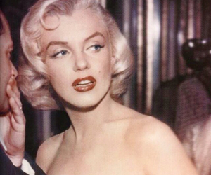 actress, glamour, and Marilyn Monroe image