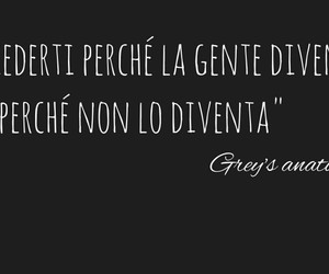 gente, grey's anatomy, and citazioni image