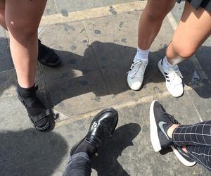 adidas, grunge, and nike image