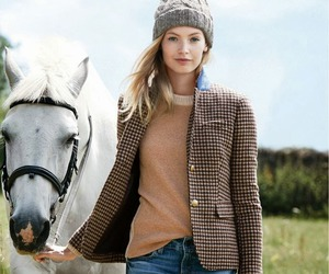 fashion and horse image
