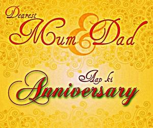 happy anniversary mom and happy anniversary dad image
