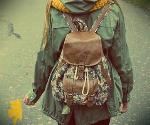 accessories, autum, and autumn image