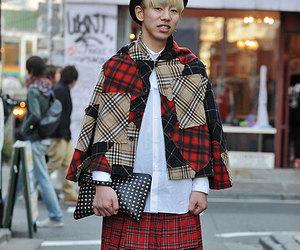 japanese, boy, and fashion image