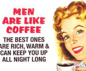 coffee, men, and rich image
