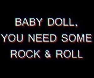 baby, doll, and quote image