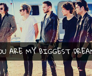 one direction and Dream image