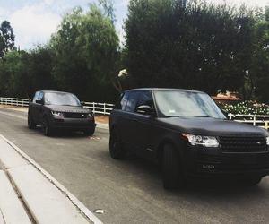 black, beast, and car image