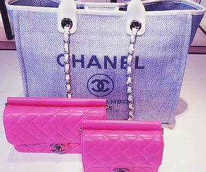 fashion, bag, and chanel image