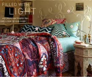 Anthropologie, bedroom, and Dream image