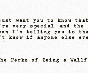quote, love, and perks image