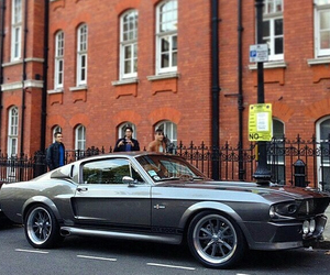 car, eleanor, and ford image