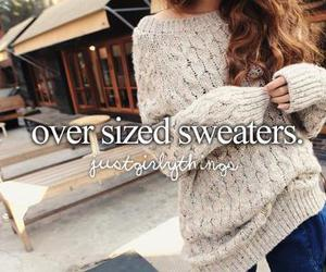 sweater, justgirlythings, and girly image