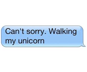 unicorn, funny, and lol image