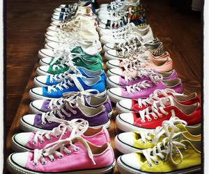 all stars, colors, and converse image