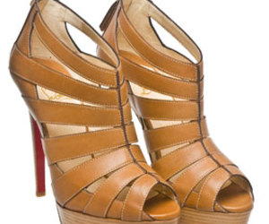 christian louboutin, high, and shoes image