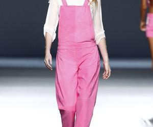 look, Madrid Fashion Week, and fashion image
