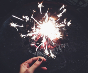 fireworks, tumblr, and 2015 image