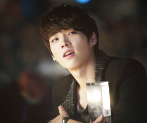 kpop, infinite, and woohyun image