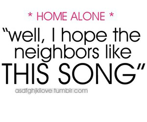 neighbors, lol, and loud image