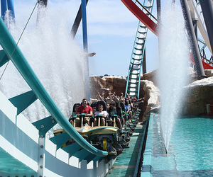 fun and Roller Coaster image