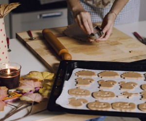autumn, fall, and baking image