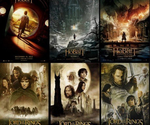 lord of the rings, Marathon, and the hobbit image