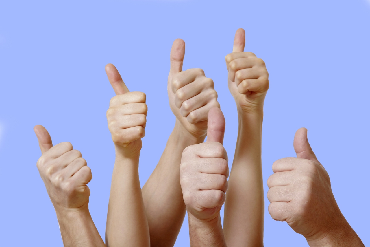 meaningful, thumbsup, and thumbs image