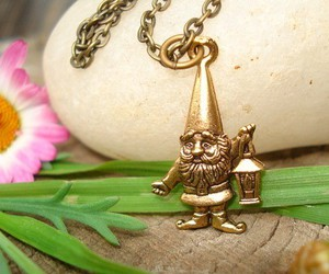 gnome and jewelry image