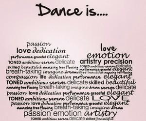 dance, dedication, and emotion image