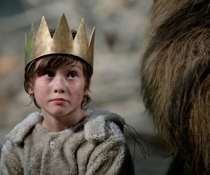 max, where the wild things are, and king image
