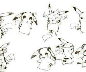 pikachu and soul eater image