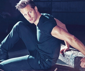 alexander skarsgard, sexy, and Hot image