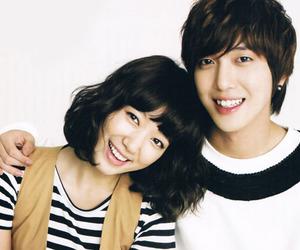 couple, park, and shin hye . dorama image