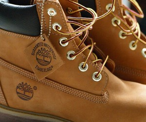 boots, fall, and timberland image