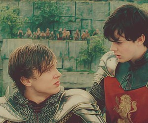 edmund pevensie, narnia, and prince caspian image