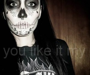 girls, Halloween, and mexican image