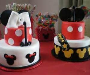 twins birthday cake image