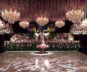 beautiful, cake, and garden image