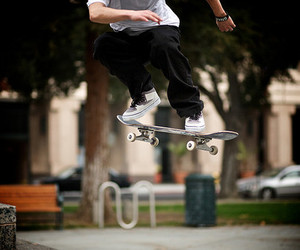 boy, cool, and skater image