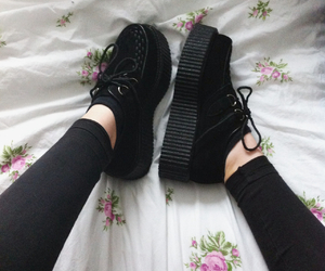 creepers and grunge image