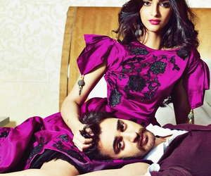 bed, bollywood, and couple image
