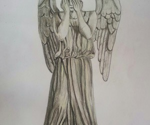 angel, art, and doctor who image