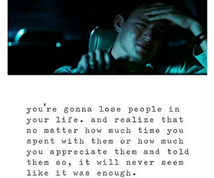 quote, channing tatum, and life image